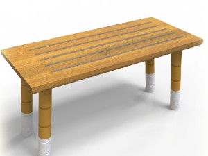 Μπαγαζιέρα (bamboo)